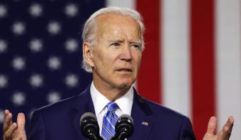 Biden az afgánokra tolja a felelősséget a teljes összeomlás miatt