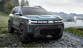 Szatmári dizájner tervezte a Dacia következő nagy dobását