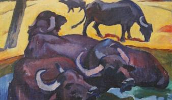 Nagybányai festők képeit is restauráltatta a Kolozsvári Szépművészeti Múzeum