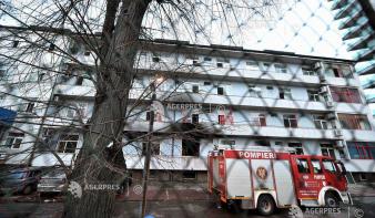 Tűz a Matei Balş intézetben