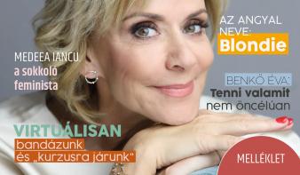 Megjelent a Nőileg magazin áprilisi száma