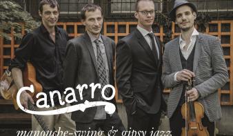 Canarro koncert a Teleki Magyar Házban