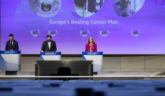 Nagyszabású uniós rákellenes terv készült el