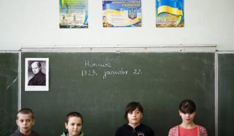 Január 1-jétől megszűnt Ukrajnában a kisebbségi nyelvű oktatás