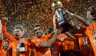Megvan a negyedik cím: ismét bajnok a Kolozsvári CFR