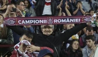 Kincses Kolozsvár: megvédte bajnoki címét a CFR!