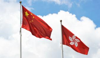 Elfogadta Kína Hongkong függetlenségének csorbítását