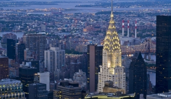 Eladó New York ikonikus felhőkarcolója