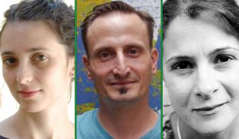 Zoltán Béla nagybányai származású festőművész is részesült az Erdélyi Magyar Kortárs Kultúráért Díjban