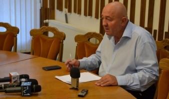 Grandiózus tervekkel állt elő a szatmári polgármester