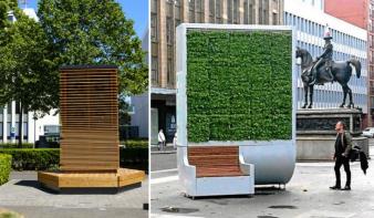 Kolozsvár már okos fákat telepít, hogy jobb minőségű levegője legyen
