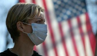 Az Egyesült Államokban ismét rekordot döntött az új fertőzések száma