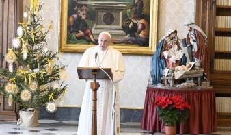 Ferenc pápa meghirdette a családok évét