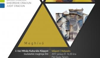 Nyíregyházán nyílik kiállítása a nagybányai Crăciun művészcsaládnak