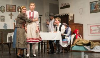 Kedden: a szatmári színház első bérletes előadása Nagybányán