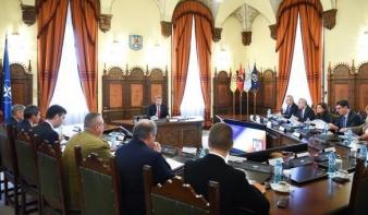 A CSAT jóváhagyta a haderő-fejlesztési tervet
