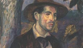 Elveszettnek hitt Czóbel-festmény került elő