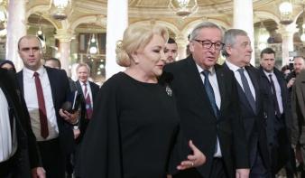 Az európai alapértékek védelmére biztatták Romániát az unió döntéshozói