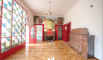 Elkészült az ország egyetlen szecessziós múzeuma, jövő héten nyitja meg kapuit