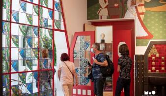 Közel húszezren látogatták meg az ország egyetlen szecessziós múzeumát