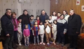 A gyerekek a teljes közösséget átformálják