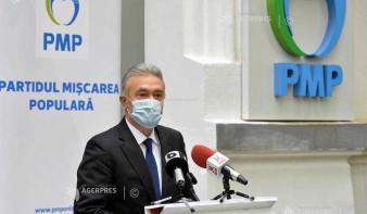 Cristian Diaconescu lett a PMP elnöke, ő lesz az alakulat jelöltje a 2024-es államelnöki választásokon is
