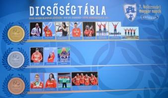 Magyarország a 8. az olimpiai érmek örökrangsorában