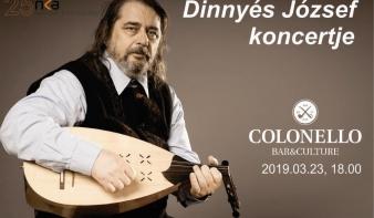Dinnyés József koncert