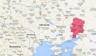 """Kikiáltották a donyecki és luhanszki """"népköztársaságokat"""""""