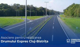 Ha nem is autópályán, de gyorsforgalmi úton suhanhatunk nemsokára Kolozsvár és Beszterce között