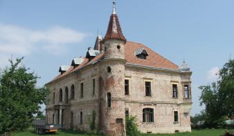 A pribékfalvi Teleki-kastély
