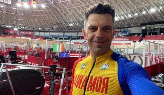 Novák Eduárd miniszter ezüstérmet szerzett a tokói paralimpián!