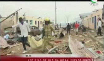 Százan meghaltak és félezren megsérültek az egyenlítői-guineai robbanásban