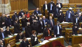Az Országgyűlés elfogadta a kulturális törvénycsomagot