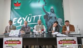 Magyar összefogás Marosvásárhelyen