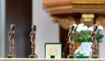 Erdélyi Oscar: szűk körben adták át a 2021-es EMKE-díjakat Kolozsváron