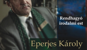 Eperjes Károly irodalmi est Nagybányán