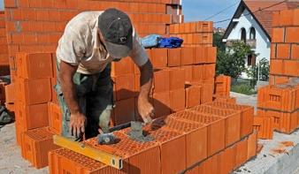 Lábadozik az építőipar