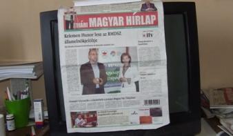 Megszűnik egy romániai magyar napilap