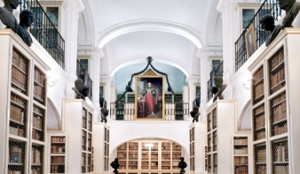 Nemzeti örökséggé nyilvánítják a Teleki-téka köteteit