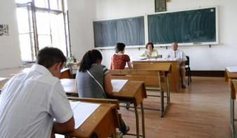 A román szóbelivel kezdődik kedden az érettségi
