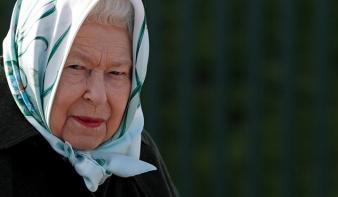 Erzsébet királynő gyerekkori cukiskodással ünnepeli a 94. születésnapját