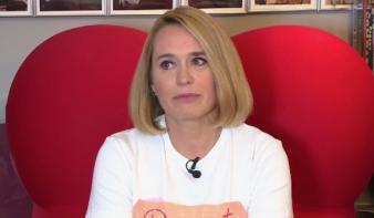 Koronavírus-fertőzött volt Andreea Esca televíziós személyiség, férje az intenzív terápiára került