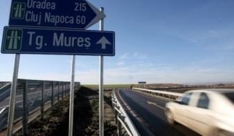 Uniós forrásból folytatnák az észak-erdélyi sztrádát