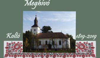200 éves a koltói református templom