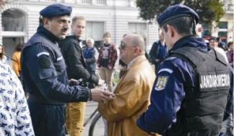 Faölelés Marosvásárhelyen csendőri igazoltatásokkal