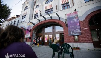 Zömében a kiállításmegnyitók voltak főszerepben a Főtér Fesztivál negyedik napján