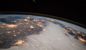 Az éjszaka a világűrből
