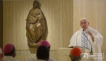 Ferenc pápa: a krisztusi megváltás ingyenes