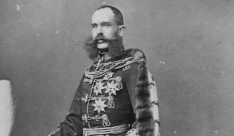 Ferenc Józsefet 150 éve koronázták magyar királlyá